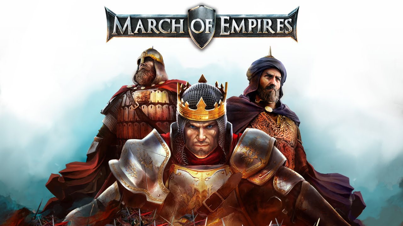 March of Empires (Gameloft ) - Game interface design