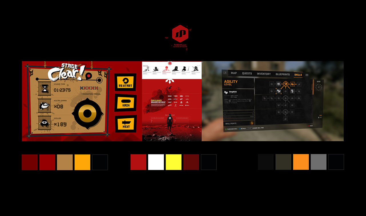 mobile-game-interface-design-ui-ux-concept-gameart-gameinterface-screen-moodboard-A