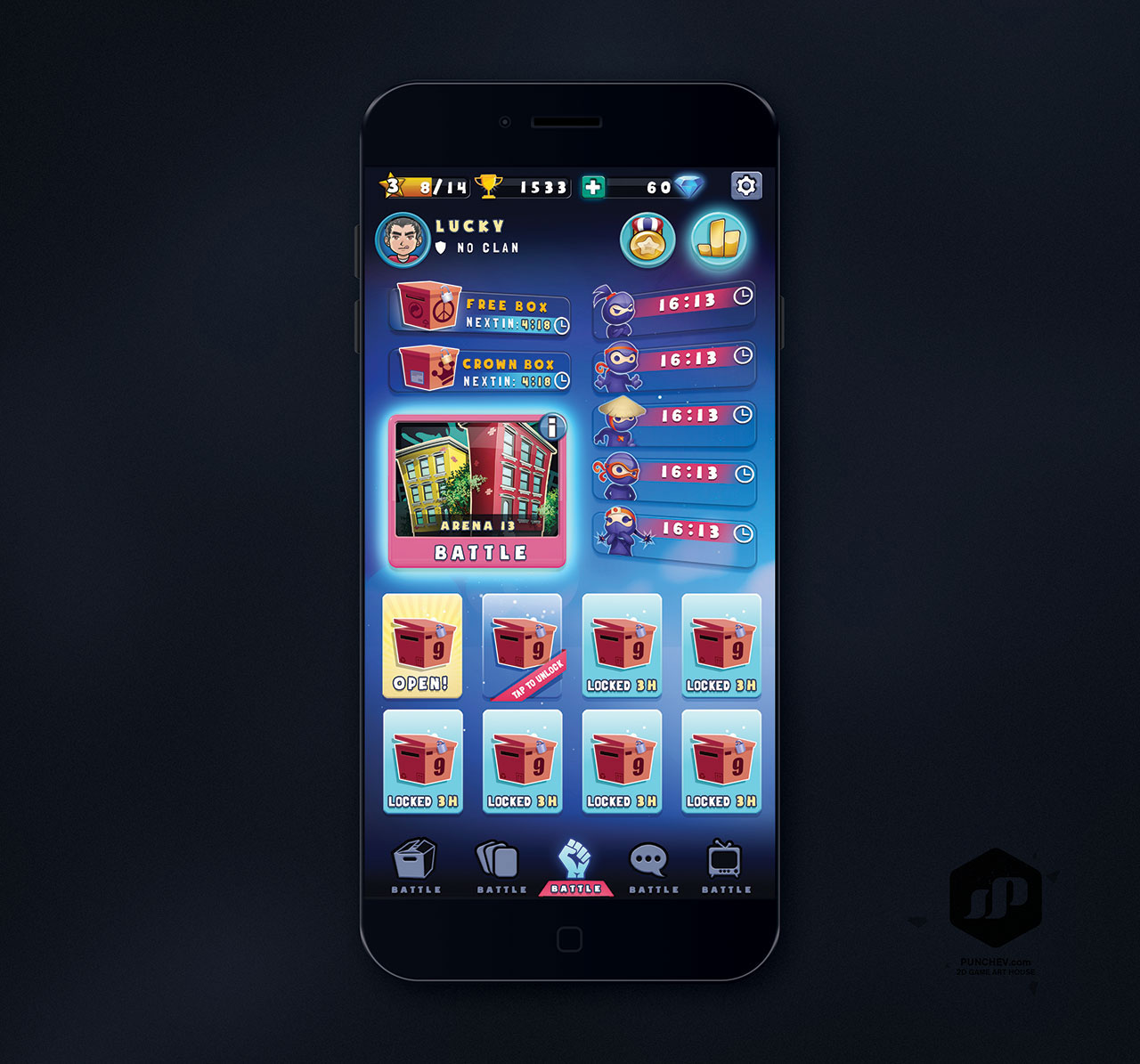 mobile-game-interface-design-ui-ux-concept-gameart-gameinterface-screen-previewA