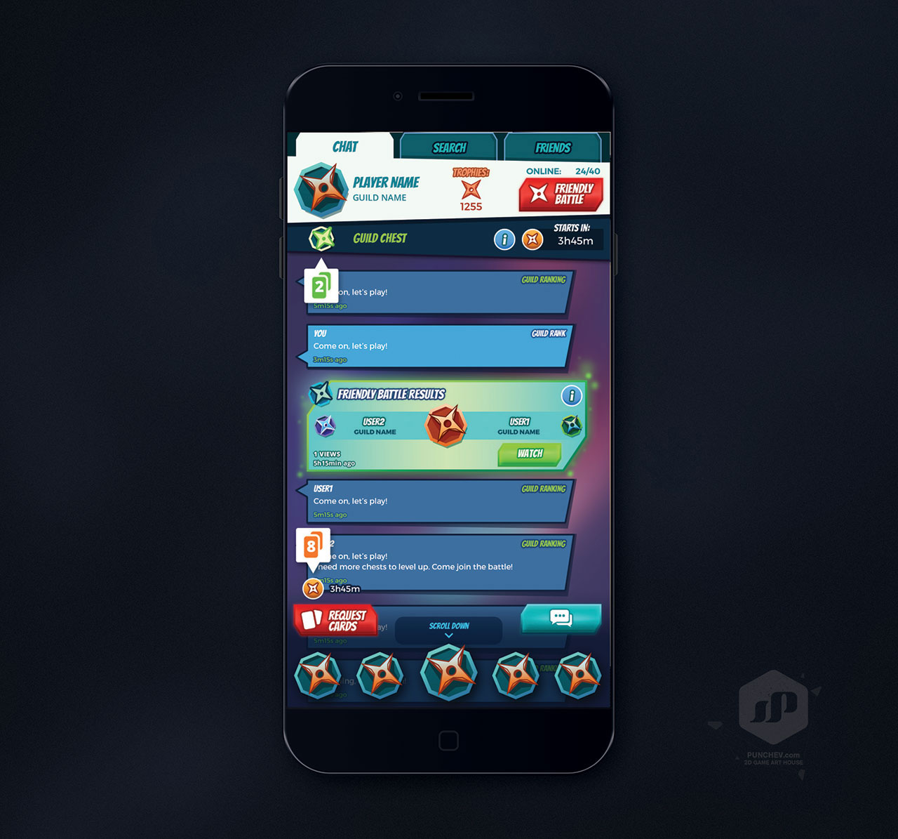 mobile-game-interface-design-ui-ux-concept-gameart-gameinterface-screen-previewC
