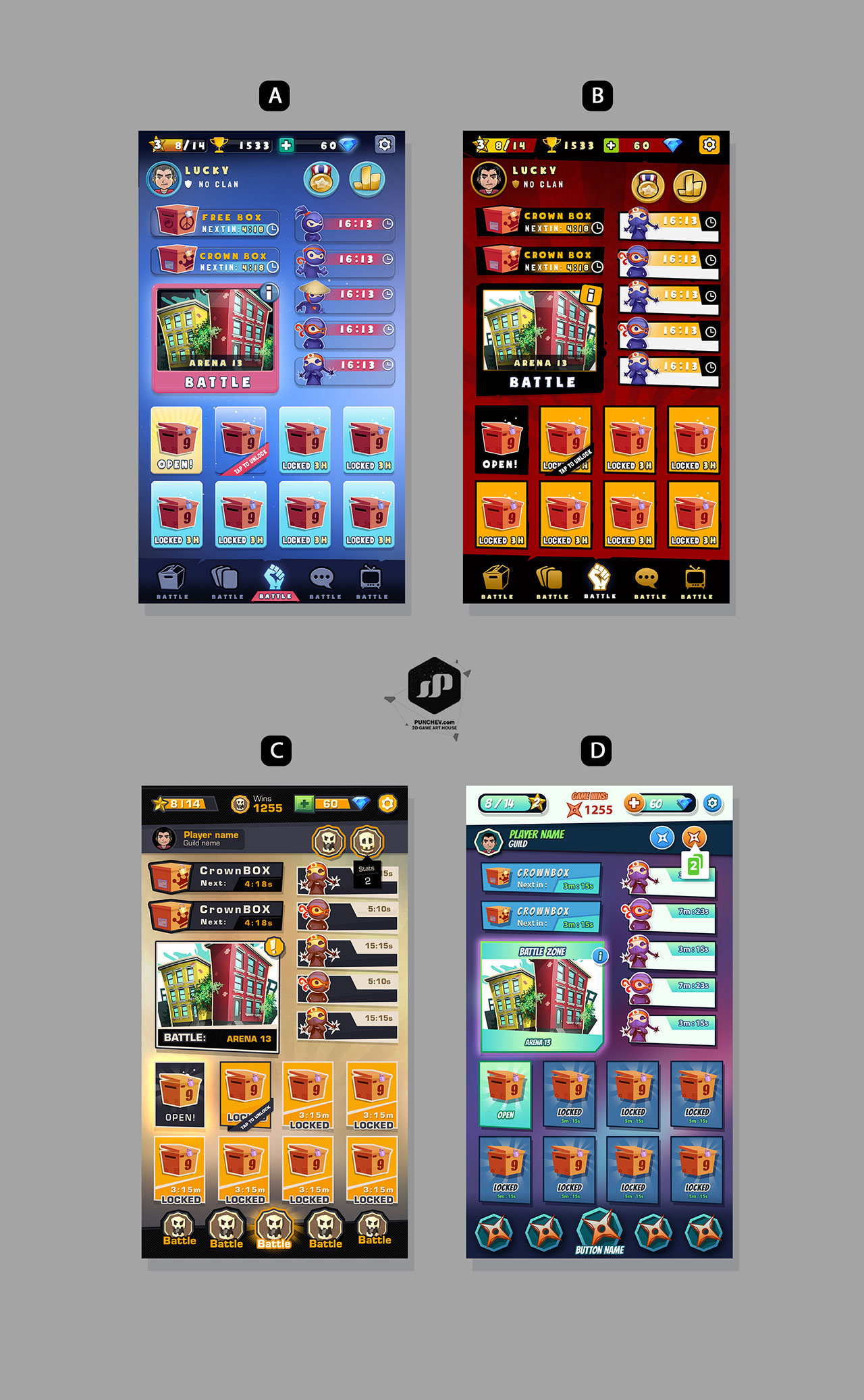 mobile-game-interface-design-ui-ux-concept-gameart-gameinterface-screenD